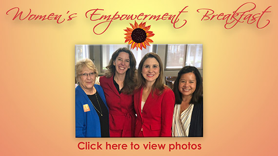2019 Women's Empowerment Breakfast