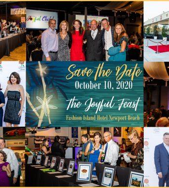 The Joyful Feast – Save the Date – October 10!