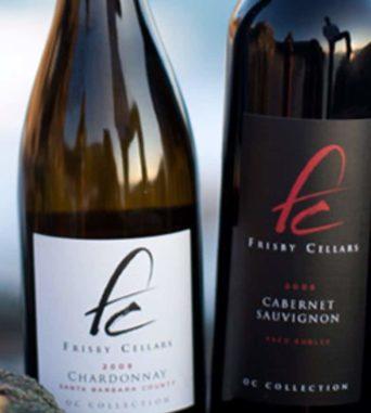 November 4th 5:30 pm Joyful Tasting at Frisby Wine Cellar