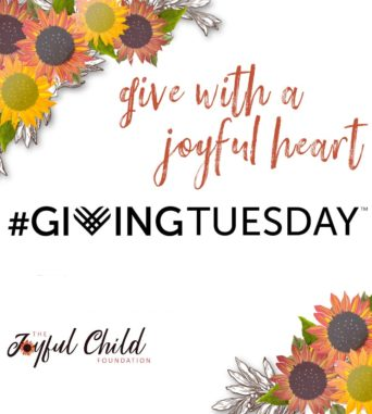 Giving Tuesday 2020 December 1st