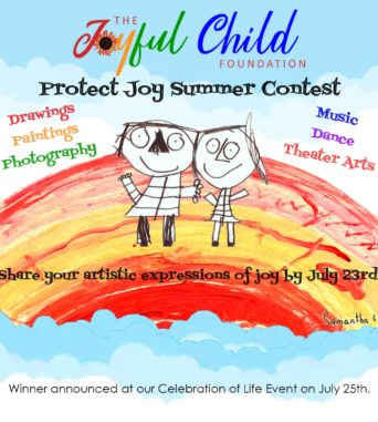 Protect Joy Contest Begins June 28th